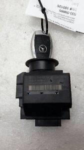 03 09 Mercedes E Class Ignition Switch 211 Type E300 Keyless Go 12276