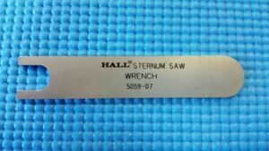 Linvatec Hall 5059 07 Sternum Saw Wrench