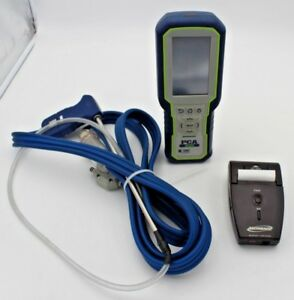 Bacharach Pca 400 Portable Combustion Analyzer