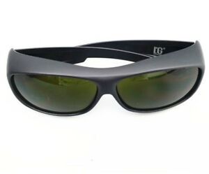 1064 Co2 200nm 1900nm Laser Safety Protective Goggles Green Glasses Vlt 60