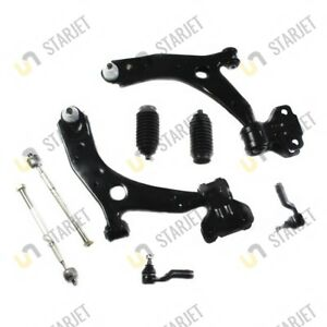 Fits Mazda 3 Excludes Mazdaspeed Models New 8pc Front Suspension Kit 2010 2013