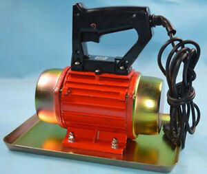 New 220v 250w Hand held Cement Vibrating Troweling Concrete Vibrator T