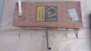 Nos 1940 1953 Chevy Oil Pan Trough Pipe Assebmly Original Gm Coupe Sedan Pickup