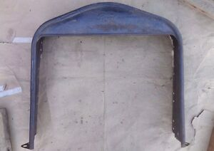 1917 1922 Model T Ford Low Radiator Grille Shell Original Script