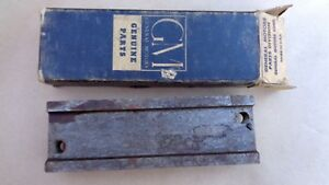 Nos 1940 1948 Chevy Trans Gearshift Guide Bar Original Gm