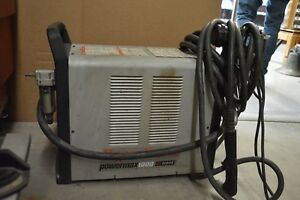 Hypertherm Powermax 1000 G3 Series No 083961 Plasma Cutter System Parts Only