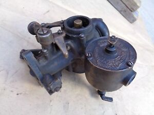 Brass Rayfield Carburetor M2 Original Vintage Studebaker Hudson Chevy Oldsmobile