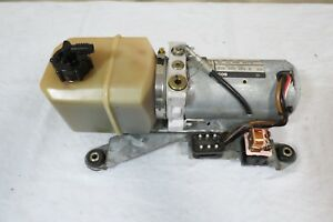 90 91 92 93 94 02 Mercedes R129 Sl Convertible Top Hydraulic Pump Motor Oem