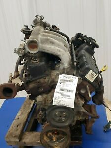 2000 Ford Taurus 3 0 Ohv Vulcan Engine Motor Assy 155 000 Miles No Core Charge