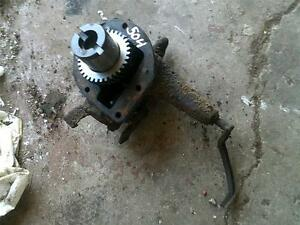 Farmall Ih 504 Tractor Engine Motor Governor Assembly Case