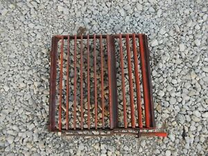 Allis Chalmers B Tractor Ac Front Radiator Nose Cone Grill Shutters Shutter