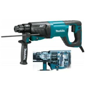New Makita Hr2641 1 Avt Sds plus Rotary Hammer