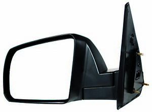 For 2007 2010 Toyota Tundra Base platinum Manual Side Mirror Driver Side
