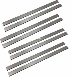 12 Planer Blades For Delta 22 540 Replaces 22 547 Hss 4 Set Of 8