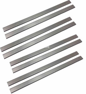 4 Set 12 Inch Hss Planer Blade Knive For Delta 22 540 Planer Replaces 22 547