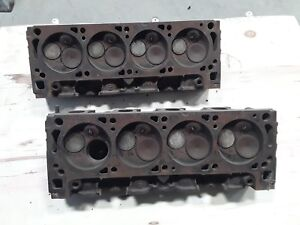 Ford 351 Cleveland Cylinder Heads 2v 351c Open Chamber