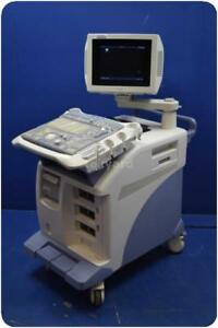 Aloka Ssd alpha 5 Ultrasound Machine 130938