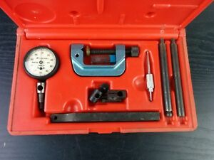 Ac477 Snap On Dial Test Indicator Set Pmf 136