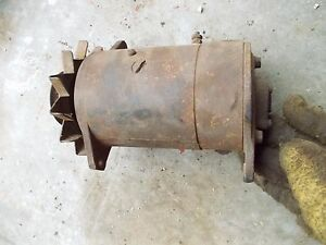 Farmall Ih 560 460 Gas Tractor Generator Assembly Pulley Ih