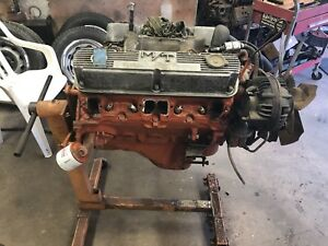 340 Engine In Stock   Replacement Auto Auto Parts Ready To