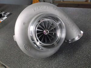 Garrett Gtx5533r 98mm Inducer Gen2 Turbo Super Core Gen Ii Turbocharger