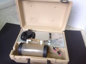 Impact Instrumentation 305 Series Portable Aspirator Emergency Suction Pump