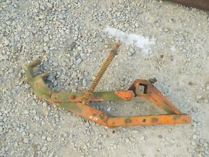 Allis Chalmers G Tractor Original Ac Implement Cultivator Front Pivot Bracket