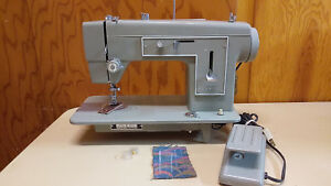 Heavy Duty Kenmore Sewing Machine Leather Upholstery Denim
