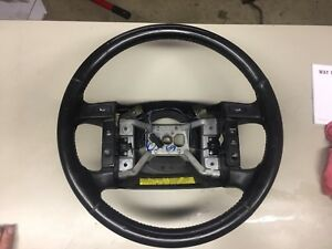 94 95 96 Ford F 150 Truck Bronco Wrapped Steering Wheel