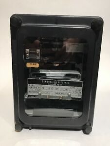 General Electric Ge Model 12iav51a1a Voltage Relay Module 115v 60 Cycles