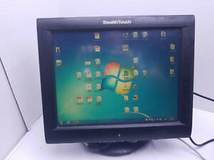Pioneer Stealth Touch M5 Pos Point Of Sale Tom m5 Monitor Screen Terminal