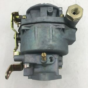 Carb Replace Rochester 1 Barrel 1963 1967 Chevy Gmc Pick Up Carburetor 235 Eng