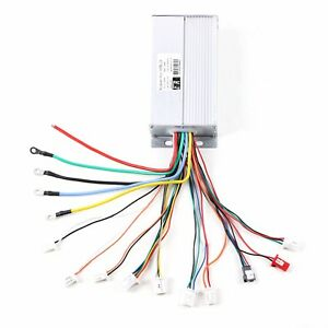 48v1800w Brushless Motor Speed Controller Box For Go kart Quad Scooter E bike