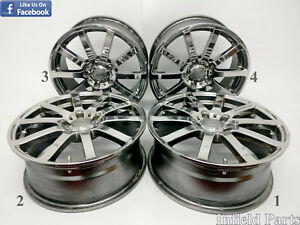 Jdm 17 Mugen Nr 17x7 53 5x114 3 Rims Honda Civic Integra Accord Acura Eh401