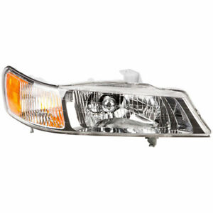 For Honda Odyssey 1999 2001 2002 2003 2004 Right Side Headlight Assembly