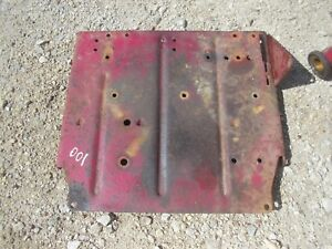 Farmall International 100 Tractor Ih Foot Rest Platform Step