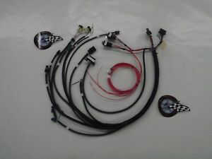 Tbi Harness W Chip For 8062 7747 Ecm Fuel Injection Wire Harness 4 3l Tbi Engine