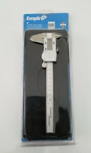 Empire 6 In Stainless Steel Digital Caliper