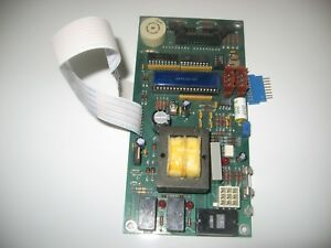 Wascomat adc Dryer Control Phase 5 Coin Relay Computer Board 137103 137139 Used