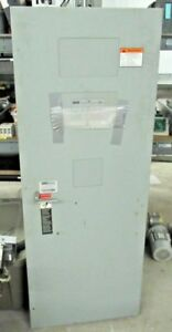 Asco Non automatic Transfer Switch 600 Amp J00386a30600q1xc