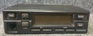 Kenwood Tk840n Uhf 25 Watt 32 Chan Radio Tk 840 N Narrow Band Good Condition