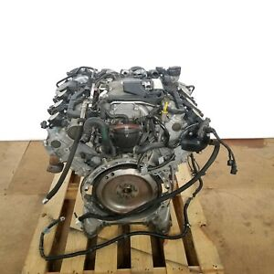 2010 10 Mercedes E350 Rwd 3 5l 6cyl Engine Motor Assembly With 79 635 Miles Oem
