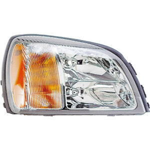 For Cadillac Deville 2000 2001 2002 Right Side Headlight Assembly