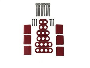 Taylor Cable 42523 V 8 Vertical Wire Loom Kit