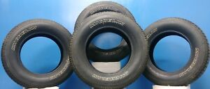 Set Of Four 4 Michelin Primacy Xc Tires 275 65r18 116t Dot17