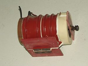 Induction Brazing Rf Output Transformer 6900 027r