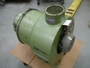 Mist Collector Buster 220v 3 Phases Motor