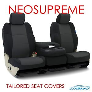 Coverking Custom Tailored Front Neosupreme Front Seat Covers For Toyota Tundra