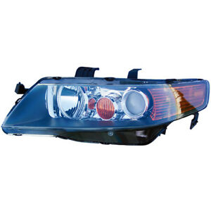 For Acura Tsx 2004 2005 Left Side Headlight Assembly