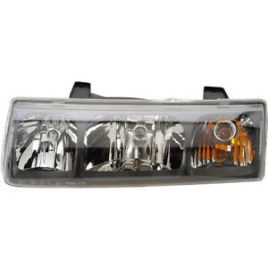 For Saturn Vue 2002 2003 2004 Left Side Headlight Assembly